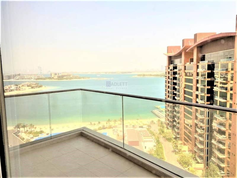 High Floor with Sea View| Luxury Type Spacious Unit
