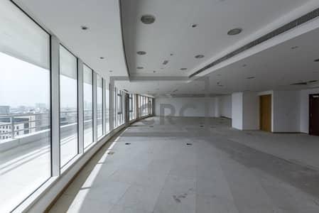 Office for Rent in Deira, Dubai - Full Floor | With Balcony |Airport Road  | Deira |