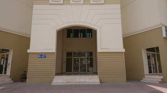 Studio for Rent in International City, Dubai - large studio - Hanging Balcony  -  k   -   7