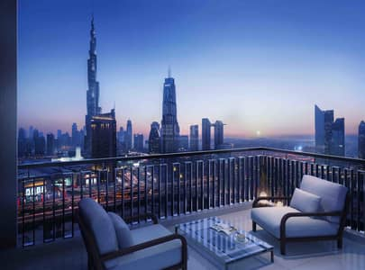 3 Bedroom Flat for Sale in Downtown Dubai, Dubai - Bright Downtown Apartment ! Special Deal
