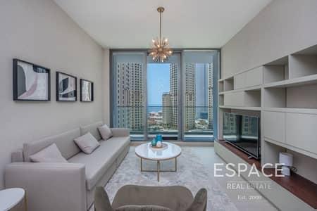 شقة 1 غرفة نوم للبيع في دبي مارينا، دبي - Luxury Finishing| Brand New |Great Location