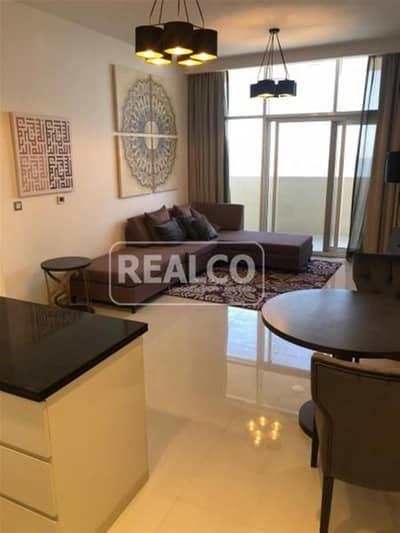 شقة 1 غرفة نوم للايجار في قرية جميرا الدائرية، دبي - FULLY FURNISHED/LUXURY 1BEDROOM/HIGH FLOOR