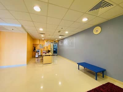Office for Rent in Jumeirah Lake Towers (JLT), Dubai - Fitted Office | 8 Cabins | DMCC | JLT