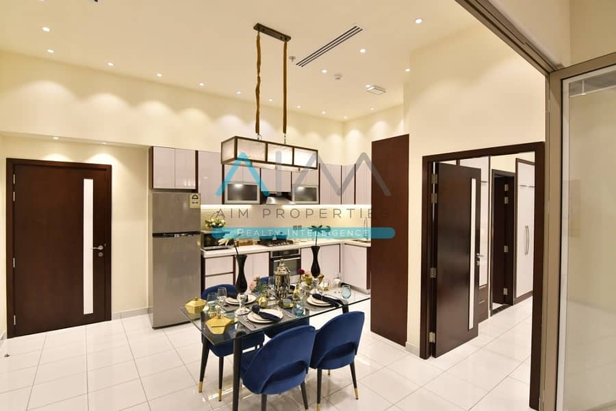 2 Pay 1% For 1 Bed Room - Gauranted Return - Post Handover PP