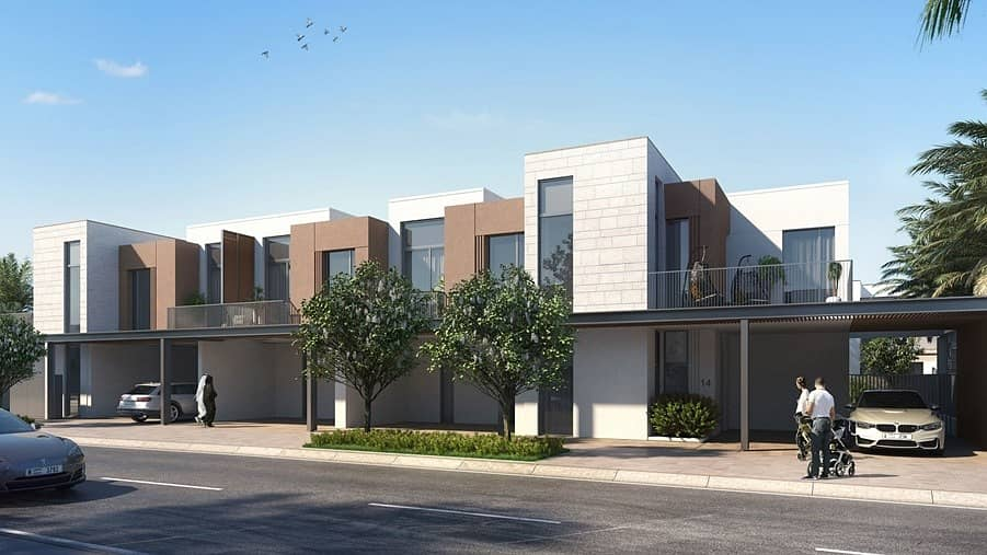 2 Cheapest EMAAR villa behind Global Village