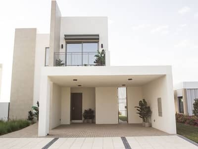 3 Bedroom Villa for Sale in Dubai South, Dubai - Independent Golf course villa| Pay in 3 years |EMAAR