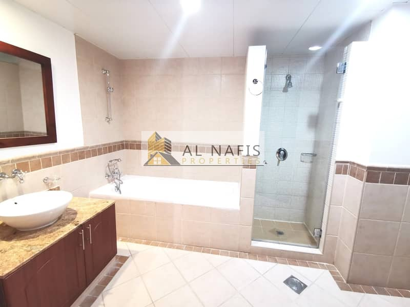 2 Chiller Free|amazing View|Un-Furnished