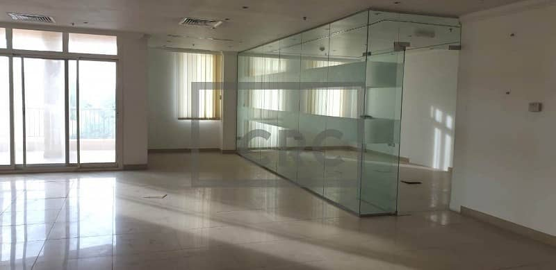 2 DHCC Freezone | Fitted Office | For rent