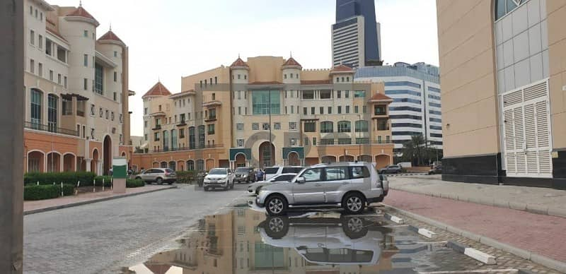 14 DHCC Freezone | Fitted Office | For rent