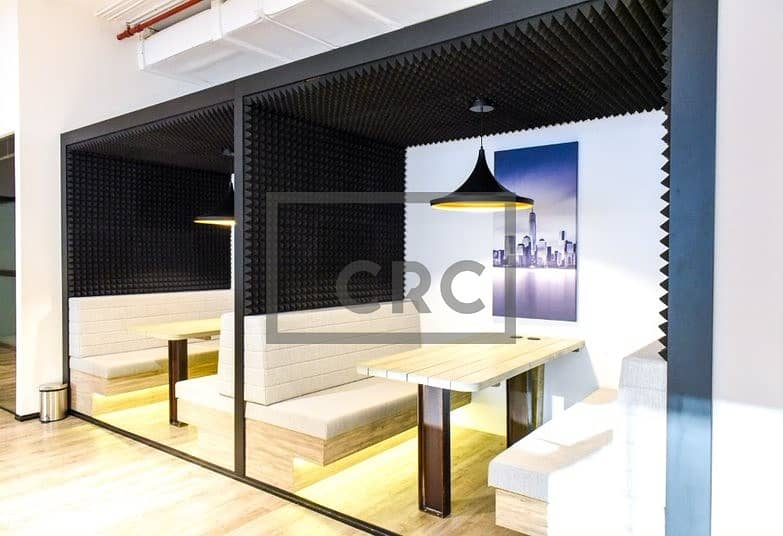 17 Furnished | Serviced Office | Trade Centre