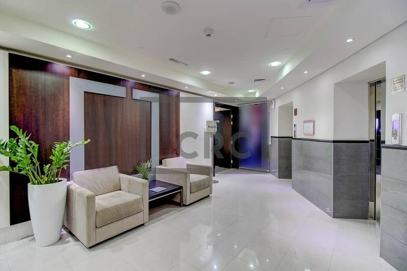 2 Furnished | Serviced Office | Sports City