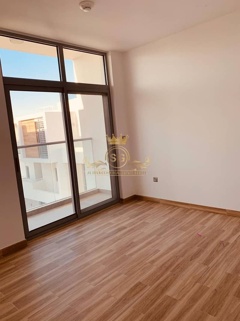 3 beds With 4 Baths/ flexible payments/one month free/ maid room/ Barbecue area
