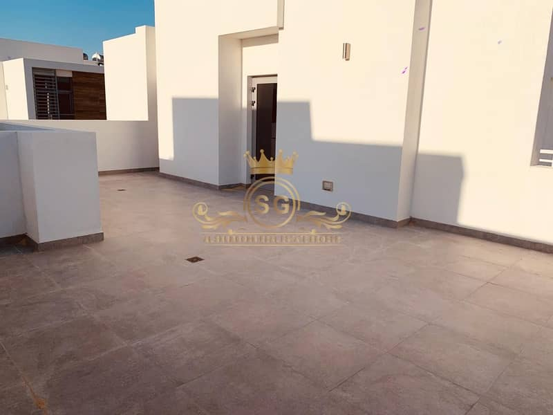 2 3 beds With 4 Baths/ flexible payments/one month free/ maid room/ Barbecue area
