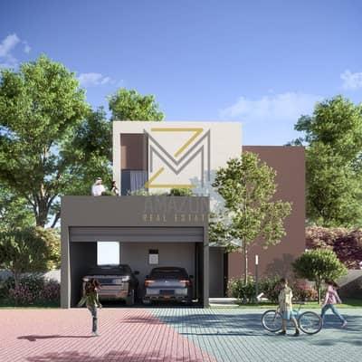فیلا 3 غرف نوم للبيع في الجادة، الشارقة - Luxury 3 Bed villa - Stand alone - New Downtown sharjah
