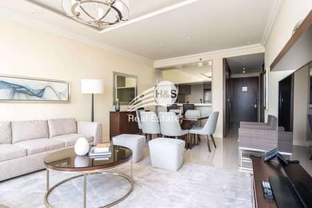 High Floor I Serviced Apartment I Fountain views