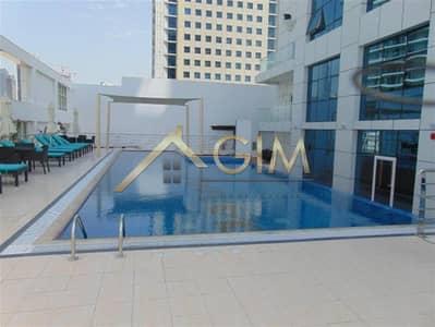 شقة 1 غرفة نوم للايجار في الخليج التجاري، دبي -  in Park Central Tower