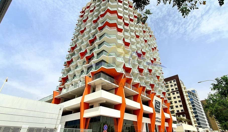 Elegant Studio in Binghatti Stars, Dubai Silicon Oasis   in  AED 26,000/-