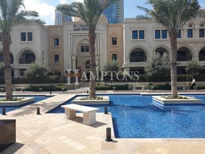 مکتب  للايجار في المدينة القديمة، دبي - Beautiful Office Space || Shell and Core