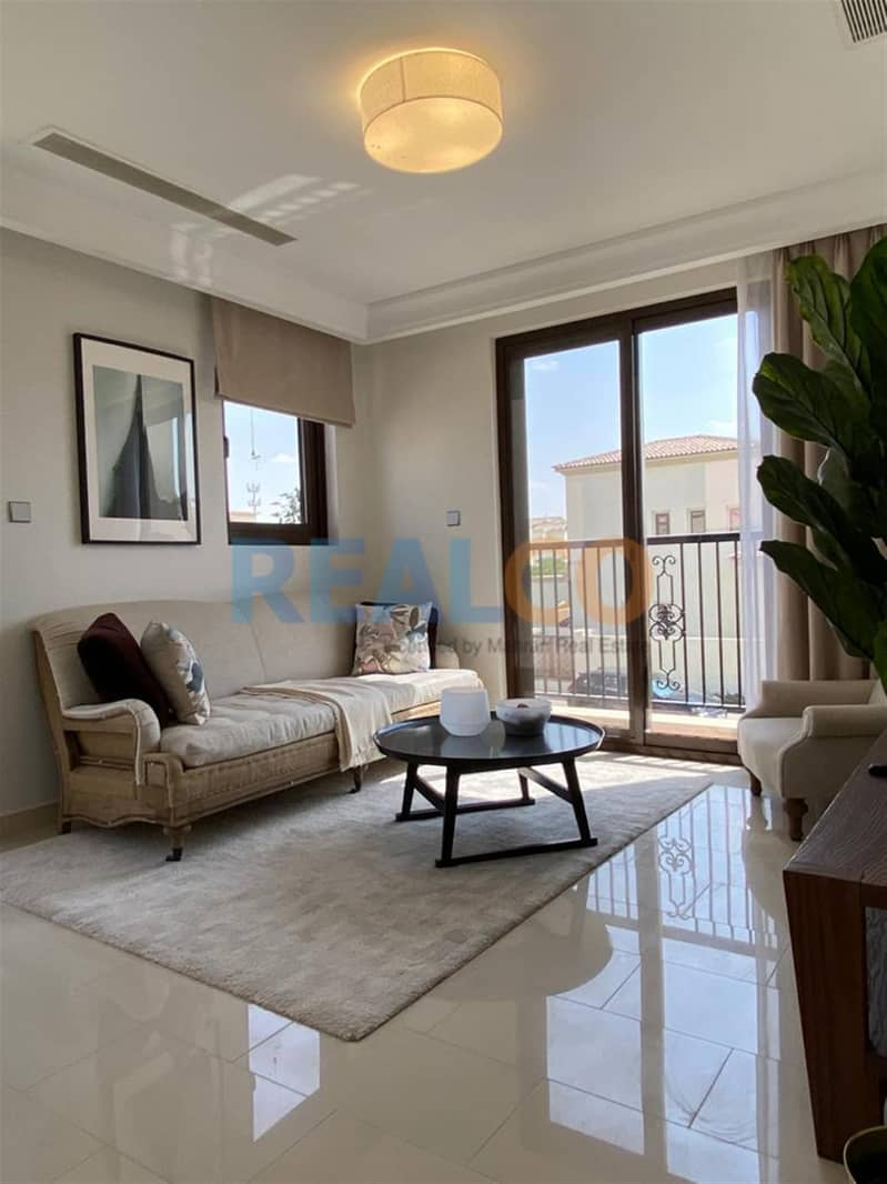 2 5 Years Post Handover 6bed Golf course view Aseel