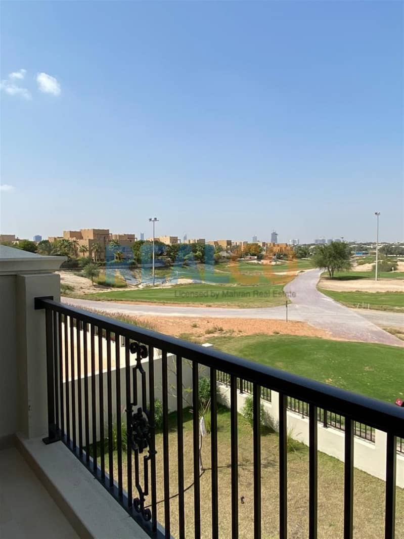 17 5 Years Post Handover 6bed Golf course view Aseel