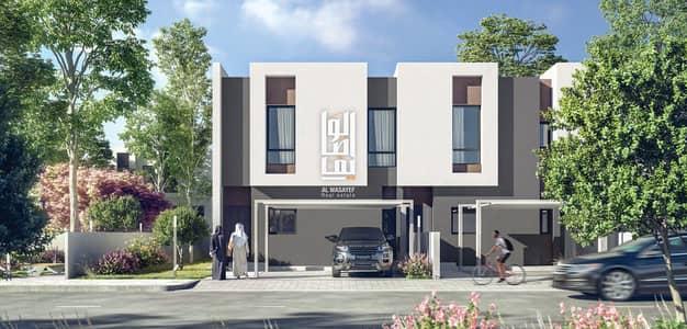 تاون هاوس 2 غرفة نوم للبيع في الجادة، الشارقة - Modern but affordable Townhouse in Sharjah! 10% DP only ! Zero Agent fee