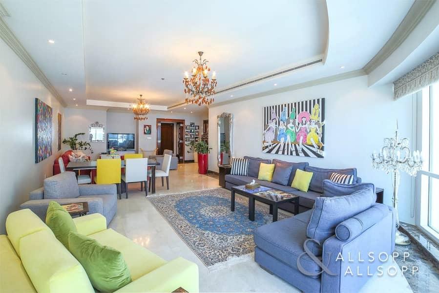 2 3 Bedroom | Maids | Sea View | 3553 SqFt