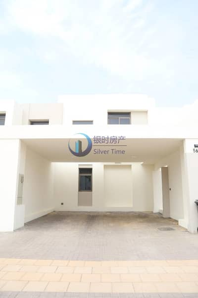 3 Bedroom Townhouse for Rent in Town Square, Dubai - Beautiful 3 Bedroom + Maid with Amazing Garden