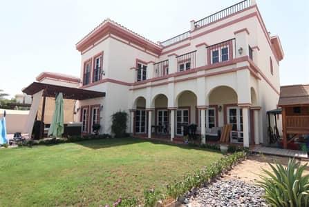 4 Bedroom Villa for Rent in The Villa, Dubai - Impeccable I Ponderosa I Available August