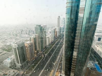 فلیٹ 3 غرف نوم للايجار في شارع الشيخ زايد، دبي - Chiller Free | 45 Days Free | No Commission