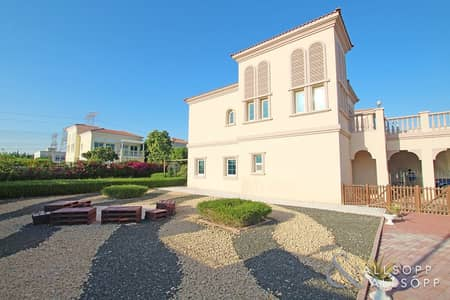 2 Bedroom Villa for Sale in Jumeirah Village Triangle (JVT), Dubai - Two Bedroom | Landscaped | Corner Unit