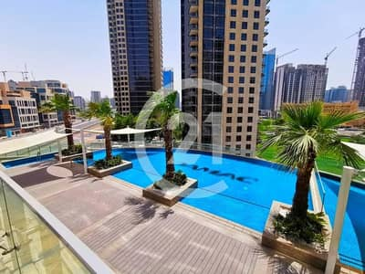 1 Bedroom Flat for Rent in Downtown Dubai, Dubai - Fully Furnished | Largest 1BR | City View