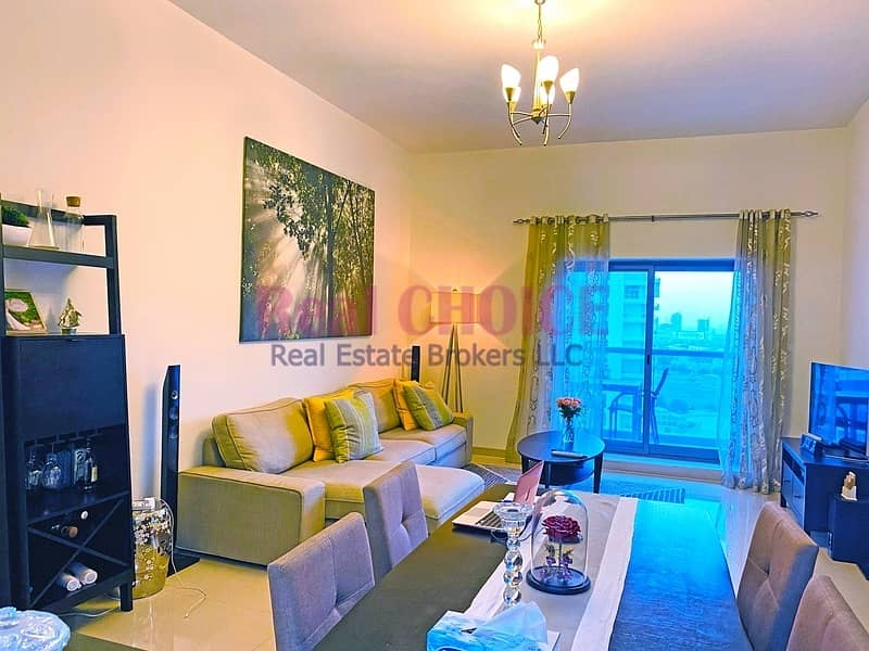 2 Well Maintained 2BR Apartment|Villas & Golf Views