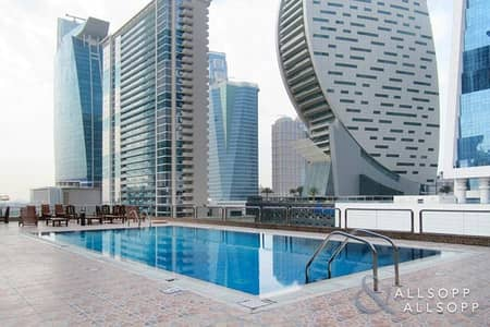2 Bedroom Flat for Sale in Business Bay, Dubai - Two Beds | Upgraded | Vacant On Transfer