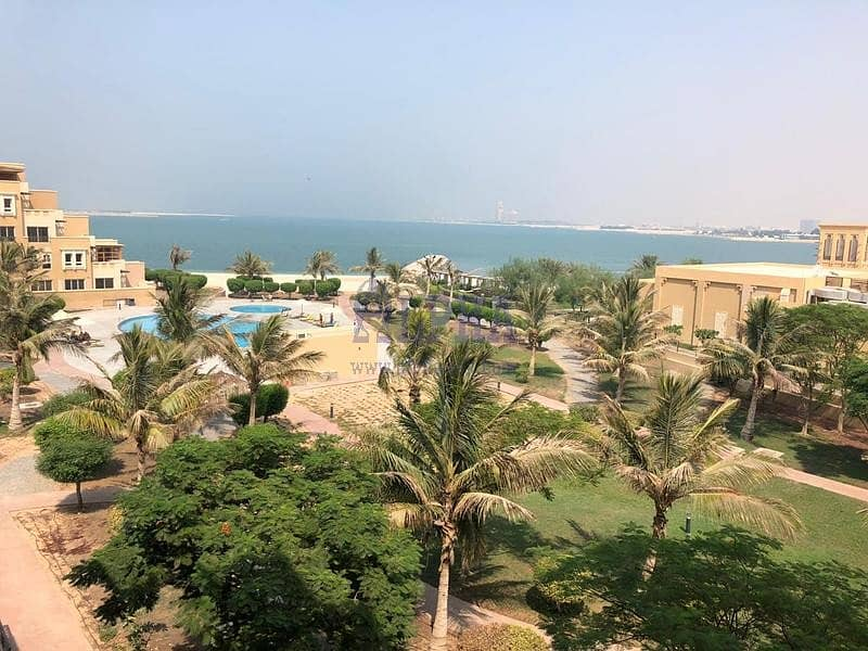 10 Great Investment! 2 BR   Unfurnished   Sea View!