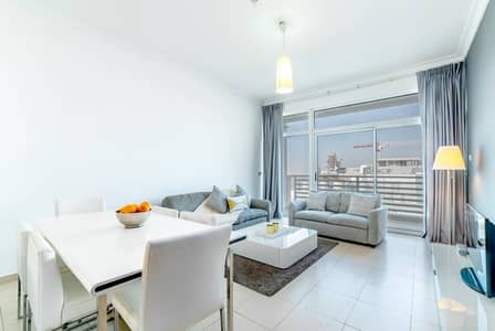2 Bedroom Apartment for Rent in Business Bay, Dubai - CANAL/BURJ VIEW TOP FLOOR MODERN 2BR IN BUSINESS BAY!!!