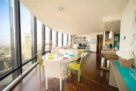 فلیٹ 3 غرف نوم للبيع في وسط مدينة دبي، دبي - Super Deal  || Vacant || Fully Furnished