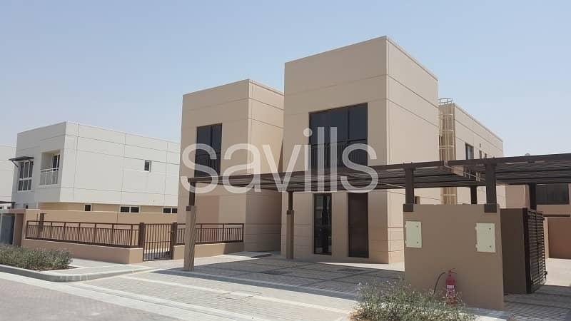 Ready shell&core; commercial Villa in Zahia