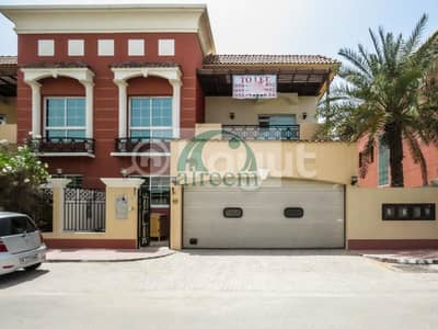5 Bedroom Villa for Rent in Al Garhoud, Dubai - 5bhk + Maid room beautiful Independent villa in very nice location