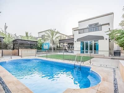 فیلا 4 غرف نوم للايجار في جميرا بارك، دبي - Great Condition | Regional 4 Beds | Private Pool