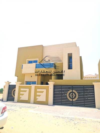 فیلا 5 غرف نوم للبيع في المويهات، عجمان - فيلا للبيع فى منطقه الياسمين على شار جار