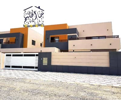 5 Bedroom Villa for Sale in Al Rawda, Ajman - A special opportunity, owning a villa from the owner directly, at a very attractive price, luxury villa in Al-Muwaihat 1.