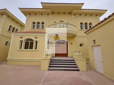 4 Bedroom Villa for Rent in Baniyas, Abu Dhabi - VIP New Villa | prime location