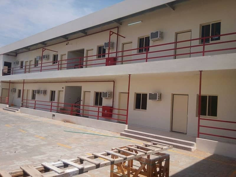 12  AFFORDABLE AND FURNISHED STAFF ACCOMMODATION IN AL-AIN