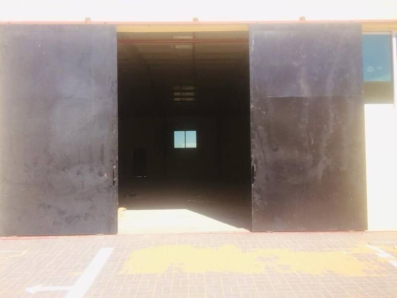 BRAND NEW WAREHOUSE AVAILABLE FOR RENT IN AL-AIN