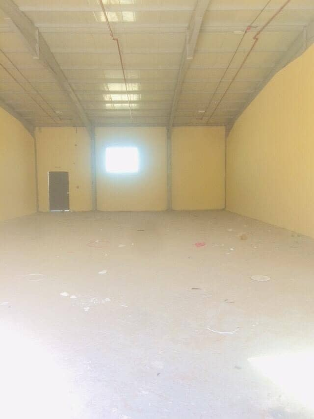 2 BRAND NEW WAREHOUSE AVAILABLE FOR RENT IN AL-AIN