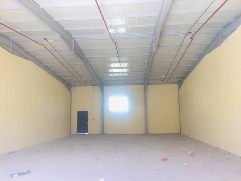 3 BRAND NEW WAREHOUSE AVAILABLE FOR RENT IN AL-AIN