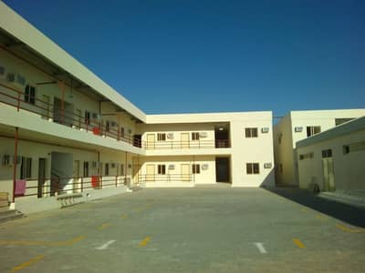 Labour Camp for Rent in Al Ain Industrial Area, Al Ain - LABOUR AND STAFF ACCOMMODATION IN AL-AIN