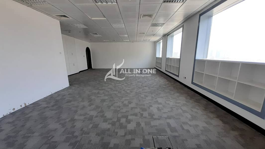 Ample Office Space for Lease!