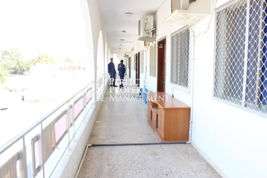 12 1 Bedroom apartment in RAK City near old Market