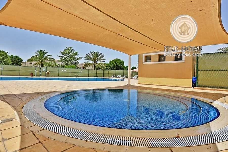 For Sale Villa   2 Bedrooms   Garden   Patio